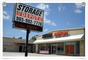 Storage Depot | Hammond, LA